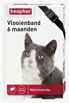 Beaphar vlooienbank kat zwart-0
