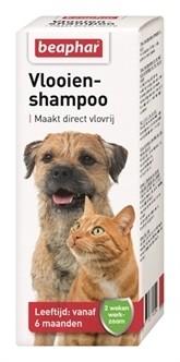 Beaphar Vlooienshampoo knock-down hond - kat ( 100ML )-0