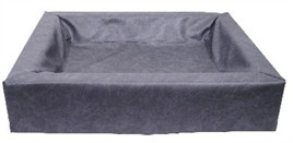Hondenmand Bia Bed Hoes Grijs 70 cm-0
