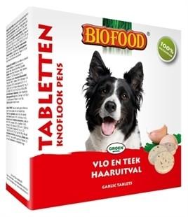 Biofood Pens hondensnoepjes Anti Vlo 55 stuks-0