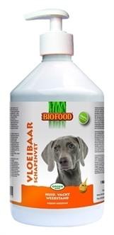 Biofood schapenvet + zalmolie 500ml-0