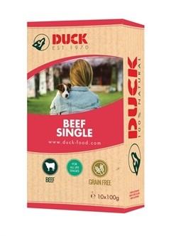 Duck Enkelvoudig Rund 8 x 1 kg Glutenvrij-0