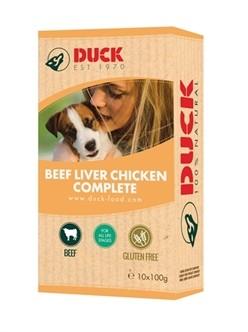 Duck Rund Lever Kip Compleet 8 x 1kg-0