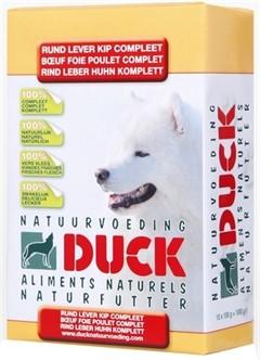 Duck Rund Lever Kip Compleet Breeder 8 kg-0