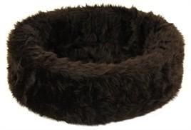 Hondenmand bontmand bruin 95 cm-0