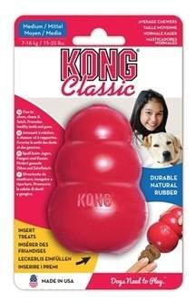 KONG classic rood Medium-20290