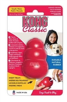 KONG classic rood Small-20287