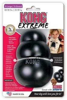 Kong Extreme Zwart XL-17476