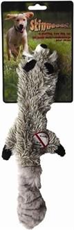Pluche Kinneeez Raccoon 38 cm-0