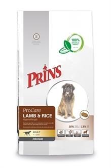 Prins Procare Croque Hypo Alergic Lam & Rijst 10 kg-0