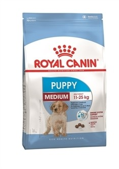 Royal Canin Medium Puppy 4kg-0