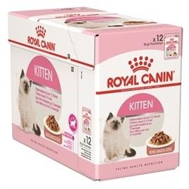 Royal Canin Wet Kitten Instinctive 12 12x85-0