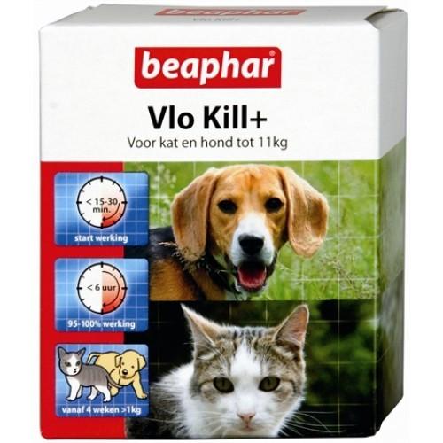 BEAPHAR - VLOKILL voor HOND of KAT (tot 11kg)-0