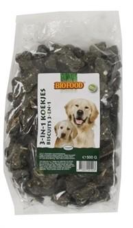 Biofood 3 in 1 mineralenkoekjes 500 gram-0