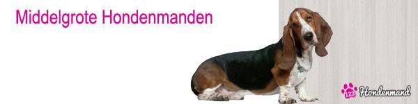 Middelgrote hondenmand