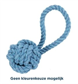 Nuts for knots ball tugger Small-0
