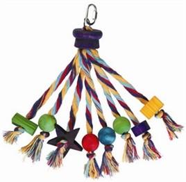 Papegaaienspeelgoed carnival 22 cm-7036