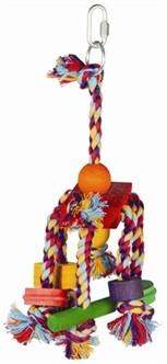 Papegaaienspeelgoed fiesta 31 cm-0