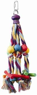 Papegaaienspeelgoed octopus 30 cm-0