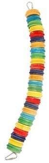 Papegaaienspeelgoed playtime multiwood 51 x 4 cm-0