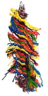 Papegaaienspeelgoed plucker 28 cm-0