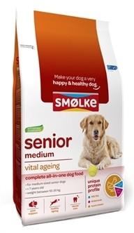 Smolke senior medium 12 kg-0
