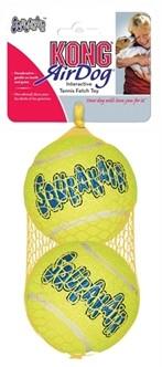 KONG tennisballen 2 stuks met piep-0