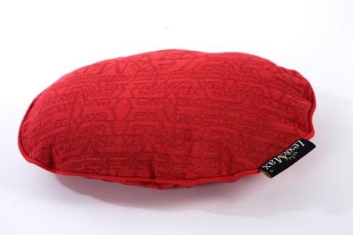 Hondenkussen Lex&Max ovaal CHIC 100cm rood-0