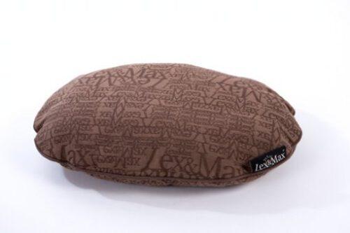 Hondenkussen Lex&Max ovaal CHIC 100cm bruin-0