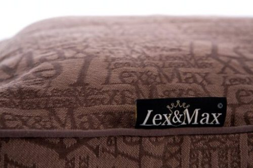 Lex&Max boxbed CHIC 90x65x9cm bruin-0