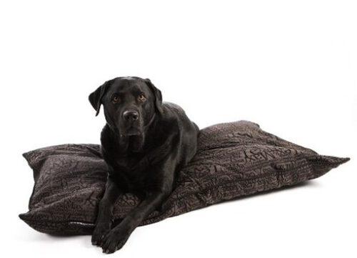 Hondenkussen Chic Antraciet 100 cm-0
