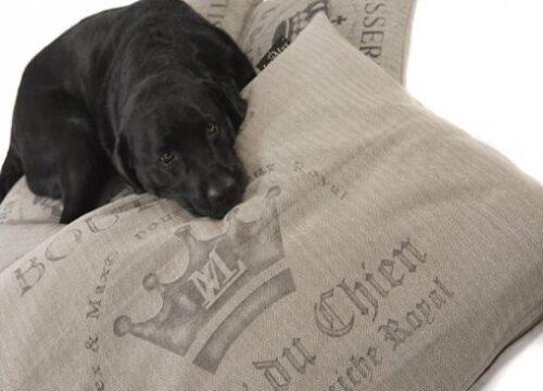 Hondenkussen Boutique 100x70 beige-0
