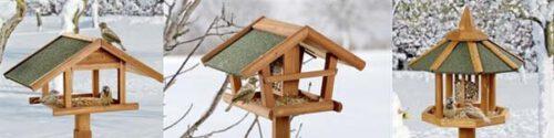 Wintervoer voor vogels