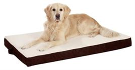 Hondenkussen Ortho Bruin 100-0