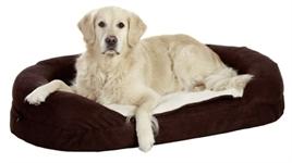 Hondenmand Ortho Bruin 118CM-0