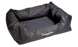 Hondenmand Dreambay Zwart Relief 80CM-0