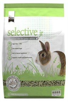 SUPREME SCIENCE SELECTIVE JUNIOR RABBIT -0