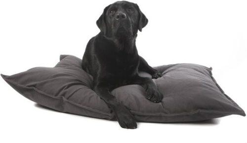Hondenkussen Antraciet-0