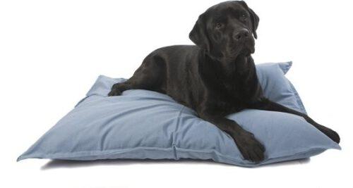 Hondenkussen Faded Blauw-0