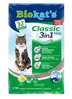Biokat's Classic fresh 10 kg-0