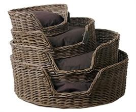 Rieten Hondenmand Basket 70 cm -0