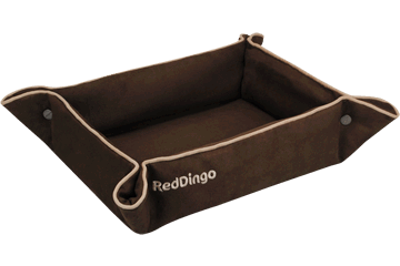 Hondenmand Red Dingo 2 Way Bed Chocolade-0