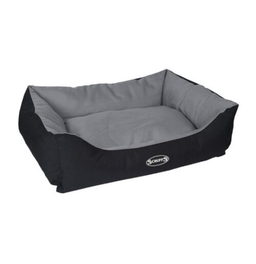 Hondenmand Expidition Box Bed Graphite M-0