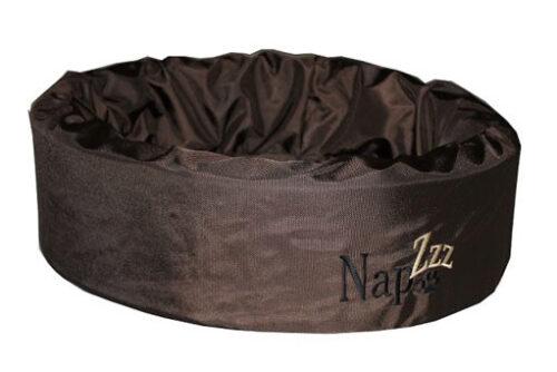 Hondenmand Napzzz Ovaal Bruin-0