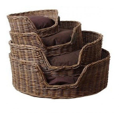 Hondenmand Surplus Rotan Basket-0
