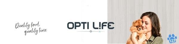 Opti Life hondenvoer