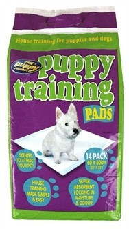 Puppy Trainings Pads 14 stuks-0