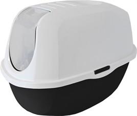 Kattenbak Smart Cat Zwart-0