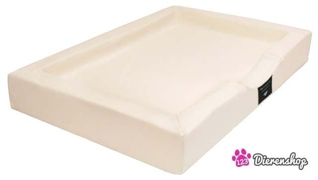 Hondenmand Orthopedisch Visco Compact Style Crème 120cm-0