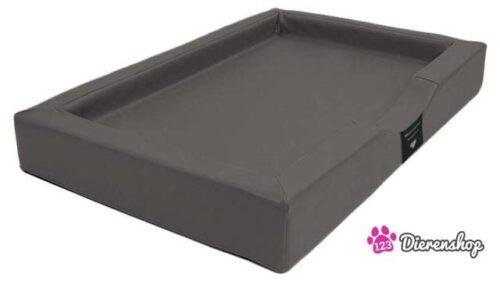 Hondenmand Orthopedisch Visco Compact Style Grijs 100cm-0